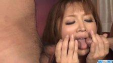Yuki Touma sure knows how to handle a big