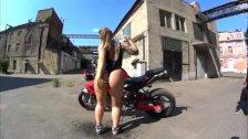 Moto shooting