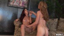 Hot Lesbians Kelle Marie And Karlie Montana