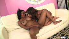 Hot Ebonies Melrose Foxxx And Jessica Dawn