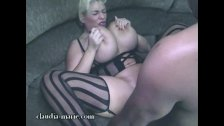 Huge Saggy Tits Claudia Marie Takes Several