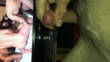 Masturbating for 26 hours and heavy cumshot!
