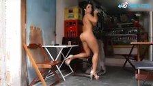 Brazilian Big Ass - Renata Frisson Mulher Melão