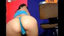 21st Latina Web Cam Model (Promo Series)