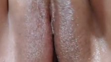 ashlie my girlfriend masturbating closeup