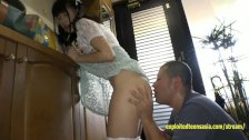 Jav Teen Babe Shirosaki Fingered In The Car Then Licked In Hallway Amazing