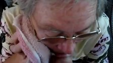 1fuckdatecom German granny cumshot 3