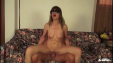 ScambistiMaturi - Italian Whore Eleonora Rubbing Clit While Giving BJ