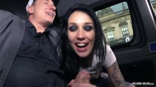 BumsBus - German Slut Meli Deluxe Gets Picked Up For A Sex Ride