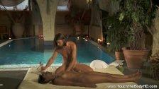 Anal Massage for good Sensation