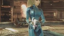 Samus Aran in Metroid have sex