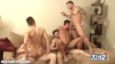 Gay of Grupal Slut Boy