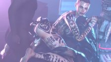 Jack in Mass Effect have sex