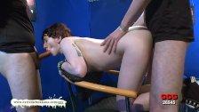 Linda Lush eccentric little slut - Extreme Bukkake