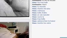 720camscom French bitch on chatroulette