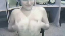Blue haired webcam hotness 720camscom