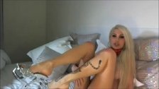 720camscom Blonde dirty hot bella french b