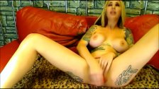 720camscom Sexy blonde webcam