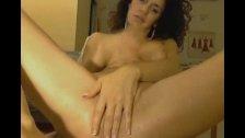 Intense Anal solo pleasure UK milf Jane
