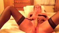 Hot Slut von der Seite Frauenmeister