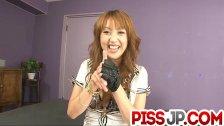 Yuki Mizuho gets nasty with a steamy cock