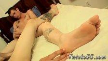 Download clips teen boy gay Foot Wanking