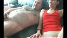 Dad Fucks Cute Daughter On Webcam