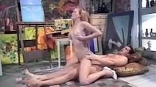Artist seduced by his model