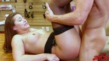 Dani Daniels Fucked At Sex Shop