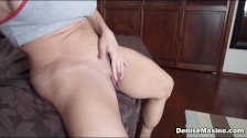 Denise Masino - Clit Pumping 3 Part 2 - Female Bodybuilder