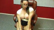 Denise Masino - Momma Tits Clip - Female Bodybuilder
