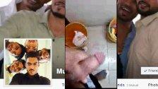 Muhamad Rashid  '' JERKING ON TOILET VIDEO SCANDAL  ''