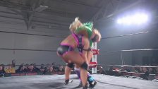 Sugar Creature gets Beaten, Female Wrestling Domination