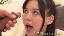 Aoi Tsukasa And Let Suck In Your Vulgar Fellatio HD online free at clubporn