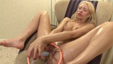 Stretched Pussy  Free Blonde - Visit my profile for more videos!