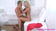 FemaleAgent Italian stud fucks hard and fast