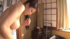 Asian Horny Wife Ride On Dick