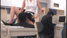 Japanese femdom's pussy and ass licking slave.