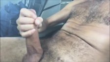 Jerking Off In The Car