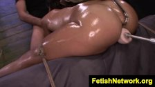 FetishNetwork Valentina dungeon sex slut