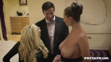 Sensual Jane has a Hot Threesome With Lexi Lowe
