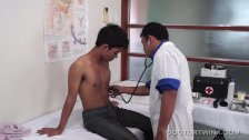Asian Boys Barebacking Medical Exam