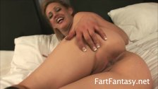 Brittany Blue Wants to Fart On Your Cock