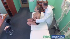 FakeHospital Fast fucking with patient after earthquake ignites sexual lust porn video