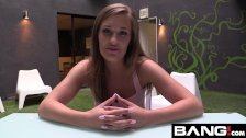 April Brookes Auditions for BANG! and Swallows Jizz