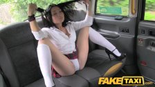 Fake Taxi Naughty lady in sexy uniform