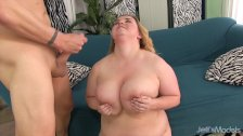 Chubby and sexy BBW Nikky Wilder gets fucked