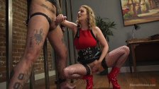 Cherry Gives her Husband Ruckus an Anal Attit