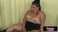 Curvy natural ladyboy Mia Venoom solo session