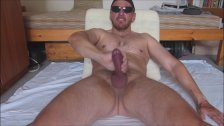 Jerking Off Hot Big Dick